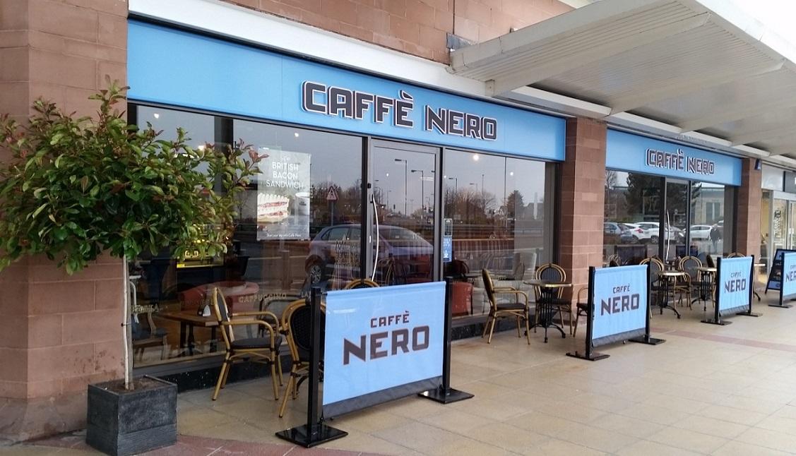Caffè Nero Forestside